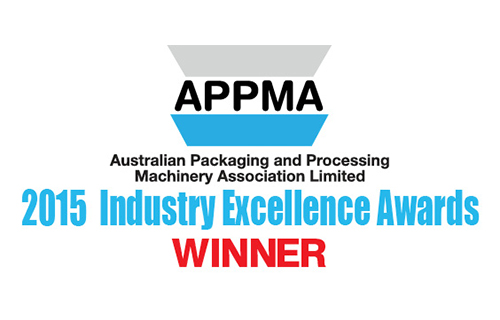 Omni Pallet Wrapper – APPMA Industry Excellence Award