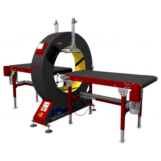 Omni 610 Orbital Wrappers - Flat Table Surface