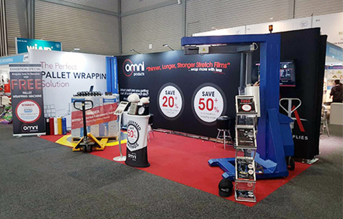 We are exhibiting at the Auspack 2017 show!