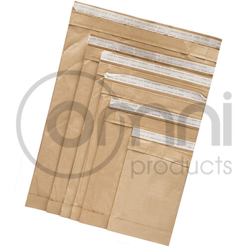 Omni Kraft Bubble Mailing Bags