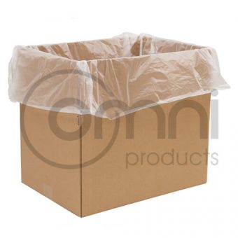 Carton Liners Bags - Plastic HDPE