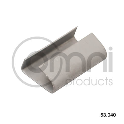 Poly Strapping Metal Seals