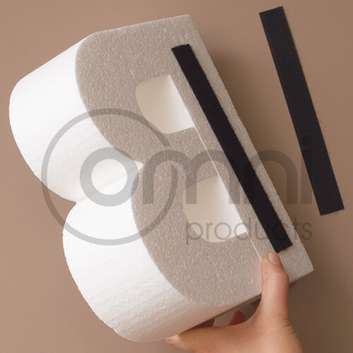 Hook & Loop Tape - Adhesive