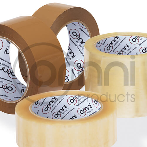 Packaging Tape - Hot Melt Adhesive