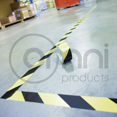 Lane Marking Floor Tape