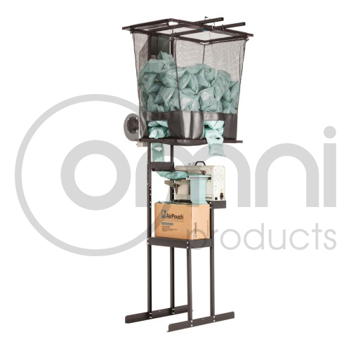 Air Pouch Overhead Dispenser Unit