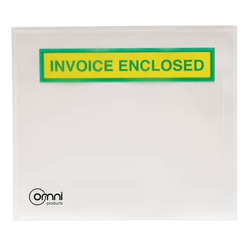 Self Adhesive Envelopes – Invoice Enclosed 1