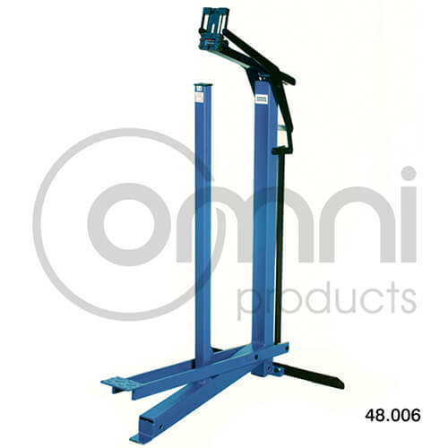 Pneumatic Box Bottomer Stapler