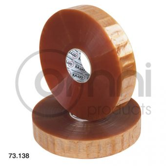 Machine Tape- Rubber Solvent Adhesive