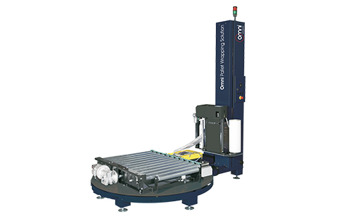 Pallet Wrappers – The Difference between Semi-Automatic, Automatic & Fully Automatic Machines
