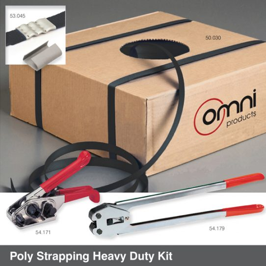 Poly Strapping Kit Heavy Duty