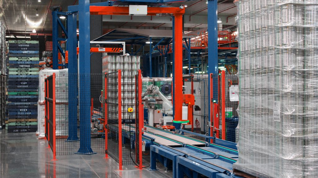 Fully – Automatic Pallet Wrapping Machines