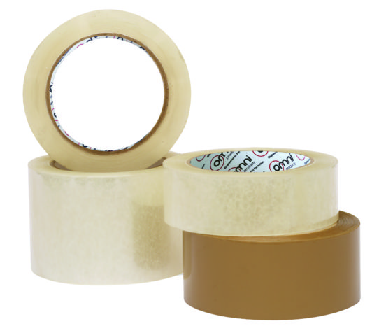 Packaging Tape Acrylic