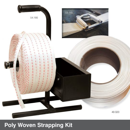 Poly Woven Strapping Kit
