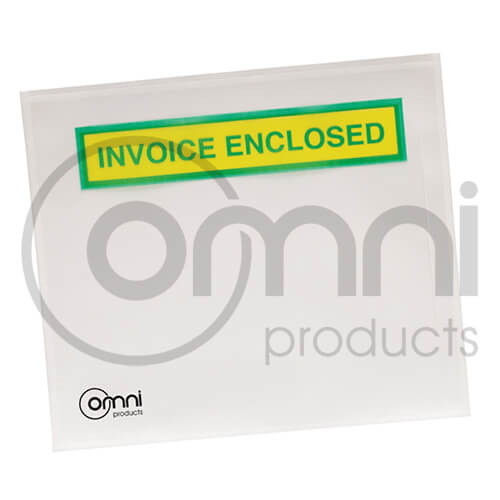 Self Adhesive Envelopes - Invoice Enclosed