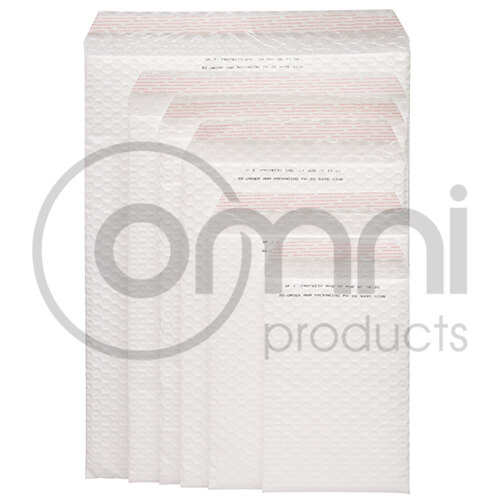 Bubble Padded Mailing Bags - End Opening