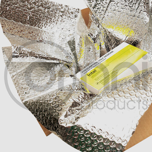 Metalised Foil Insulation Bubble Wrap