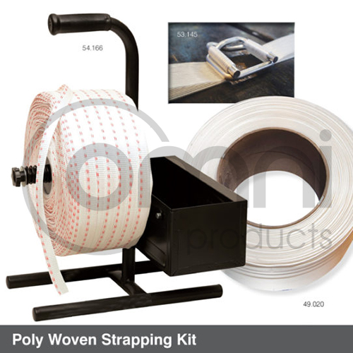 Poly Woven/ Composite Strapping Kit