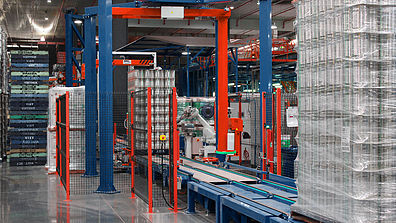 Case Study – Visy Inline Wrapping Solution