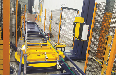 Case Study – Extrema Pallet Wrapping System