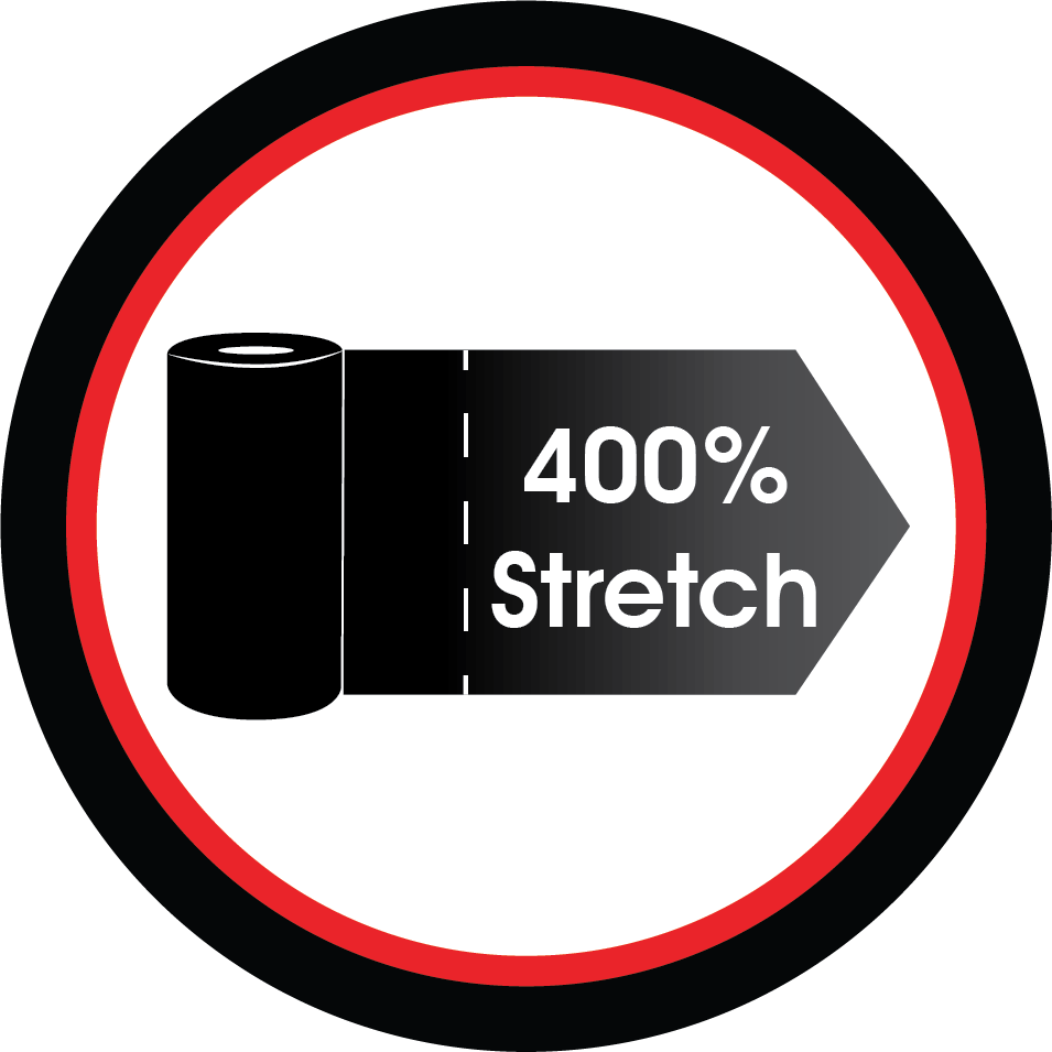 increase stretch yield to 400 B