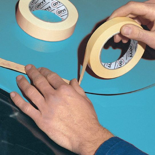 High Temperature Automotive Masking Tape