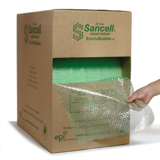 Bubble Wrap Handywrap Box