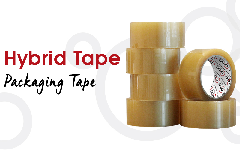 June 2018 – Omni releases new Hybrid Packaging Tape