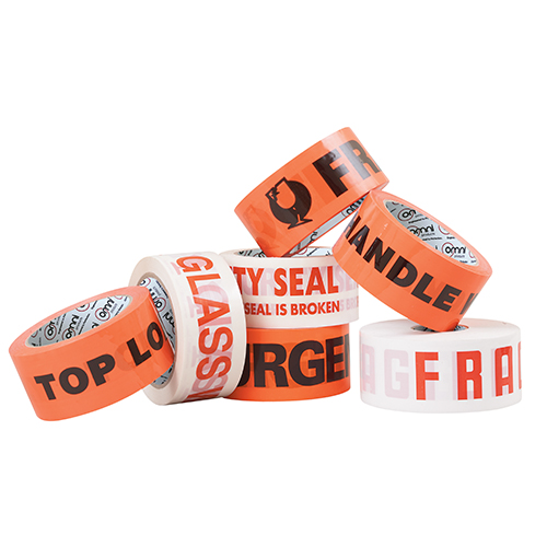 Printed Message Tape | Features | Benefits | Applications