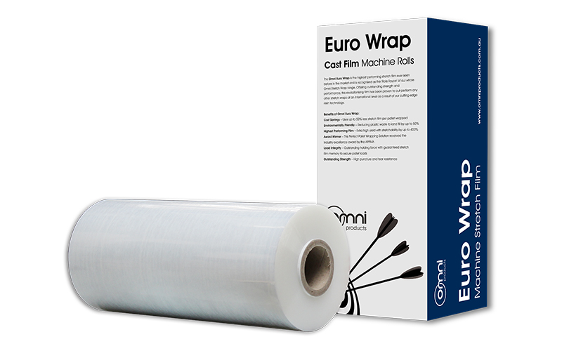 Nov 2013 – Omni Euro Wrap launched