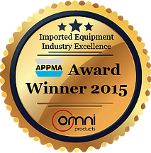 APPMA Award Winner 2015