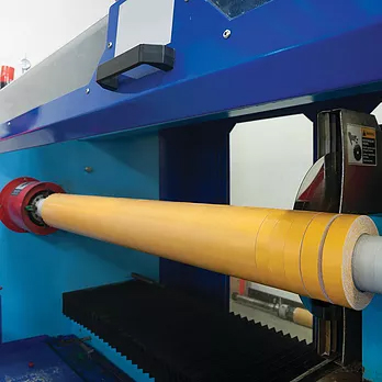 Omni Custom Tape Slitting