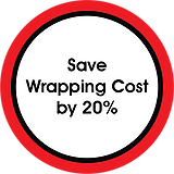 Save Wrapping Cost