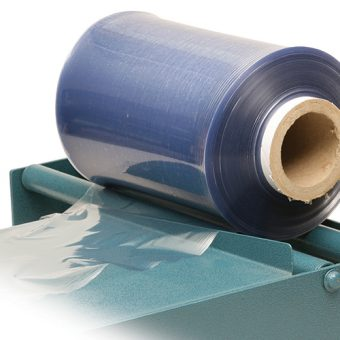 PVC Shrink Film Centre Folded