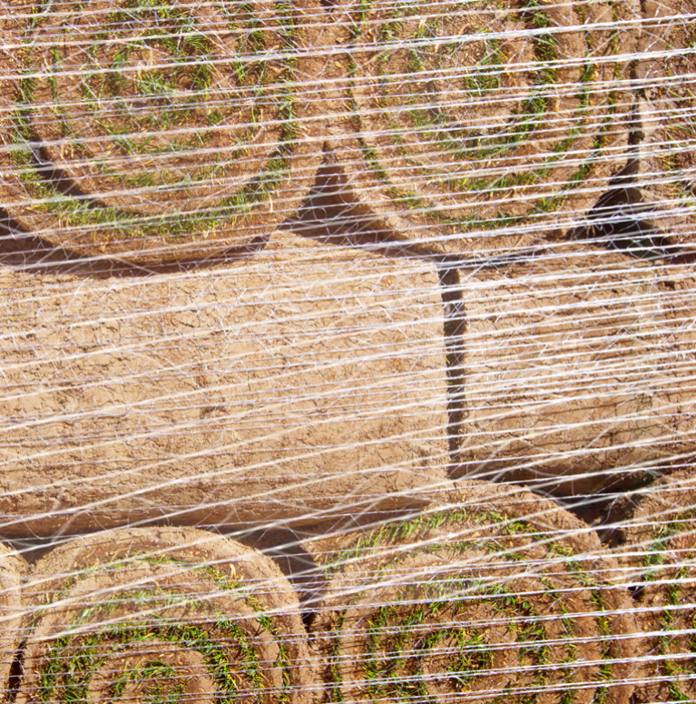 Pallet Wrap Knitted Net 1
