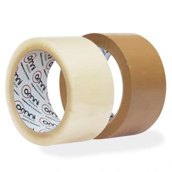 Omni Packaging Tape Hot Melt Adhesive