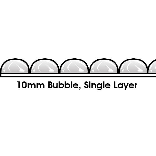 10mm Bubble Single Layer