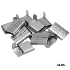 Omni Stainless Steel Strapping Seals