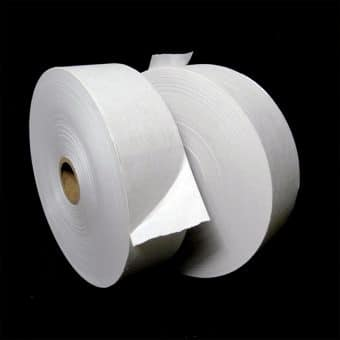 Gummed Tape – Water Activated White 2