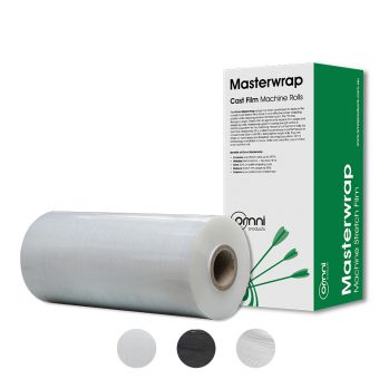 Omni Masterwrap Machine Stretch Wrap ClearBKWH