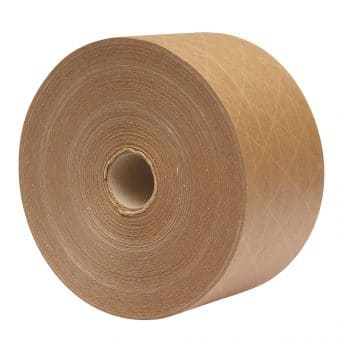 Reinforced Gummed Water Activated Paper Tape