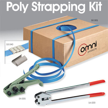 Poly strapping kit 1