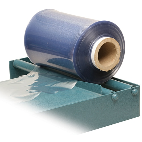 Polyolefin Heat Shrink Film Natural