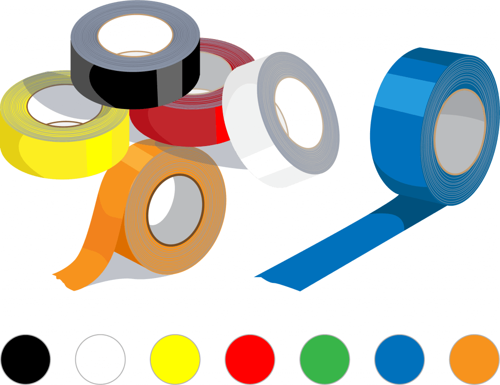 Coloured Packaging Tape