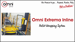 Omni Extrema Inline Pallet Wrapping System