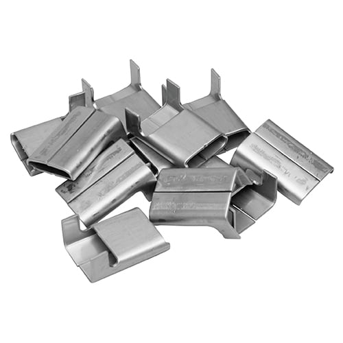 Metal Seals for Stainless Steel Strapping