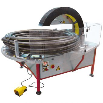 Orbital Coil Wrapping Machines