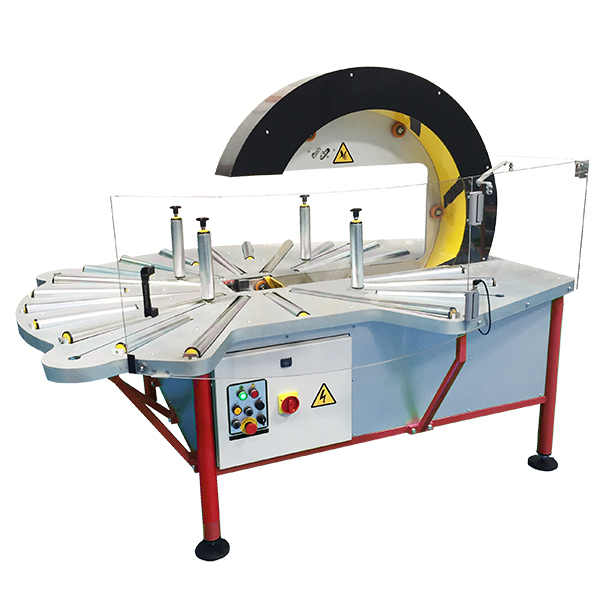 Omni 90 Orbital Coil Wrapping Machine