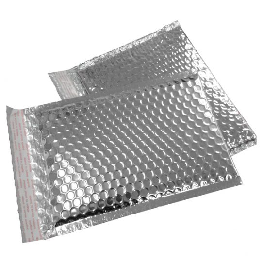 Foil Bubble Padded Mailing Bags mail