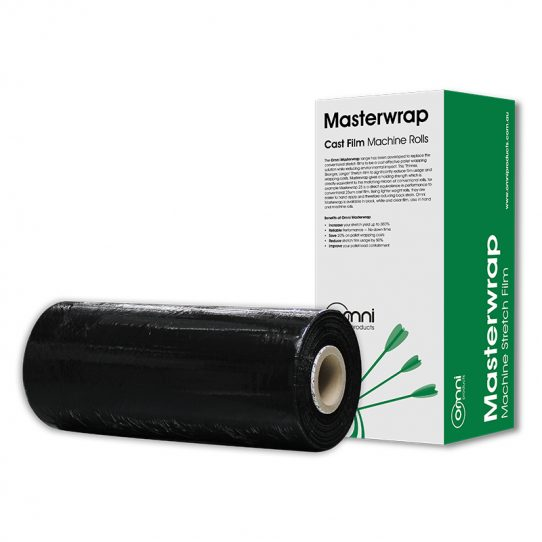 Omni Masterwrap Machine Stretch Wrap BK